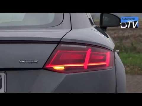 Тест драйв - Audi TT 2-0 TFSI 2015 - Звуки Музыки