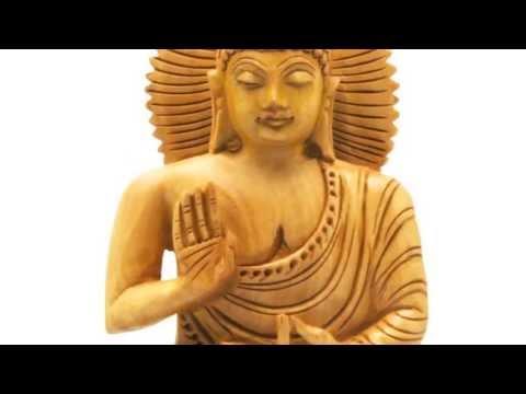 hand-carved-wood-sitting-buddha-statue