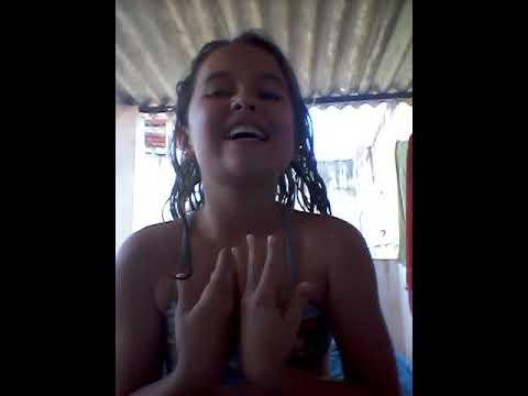 Desafio da piscina, com minha prima Luiza ▶6:32