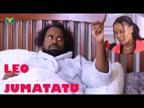 Download Huba leo Jumatatu full video Screen