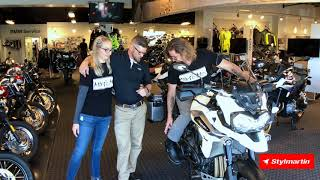 MOTO MEN Two Men and a Moto