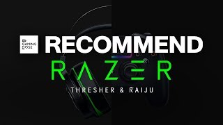 GamingDose :: Recommend - Razer Thresher & Razer Raiju