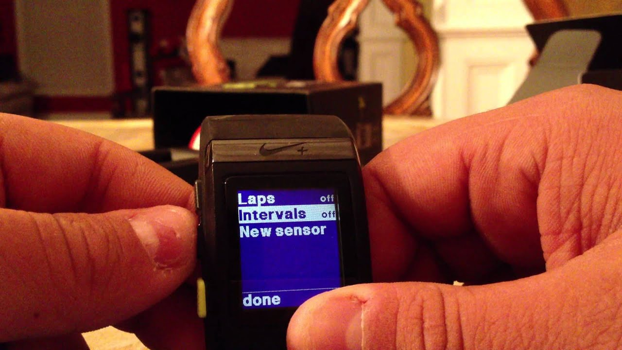 Nike+ GPS sportwatch Review/unboxing