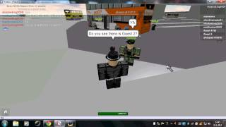 ROBLOX - I met alexchow3 and Guest 2!