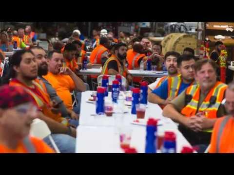 GK Celebrates 1,000,000 Hours At GM Arlington