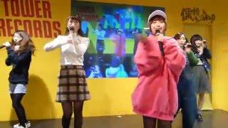 「ニューアルバム「CARTA」発売決定!タワレコ梅田NU茶屋町店マンスリー...