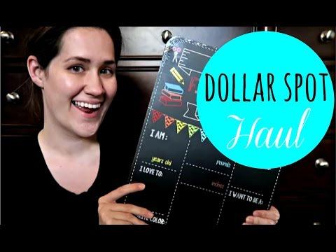 Dollar Spot Target Haul | COLLAB