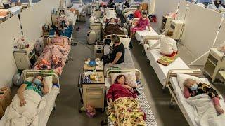 Рост «тяжелых» пациентов в Беларуси. COVID-19 в СНГ