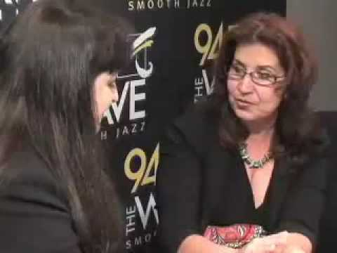 Basia interview part 2 by 94,7 The Wave Smooth Jazz