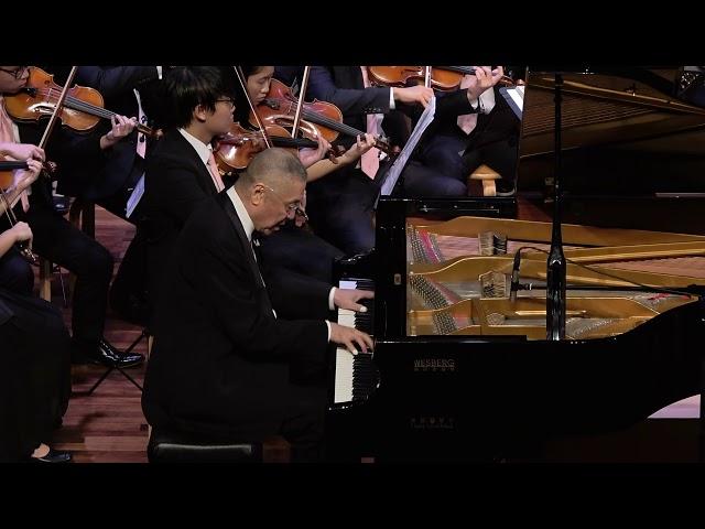 黃河鋼琴協奏曲 第二及第四樂章