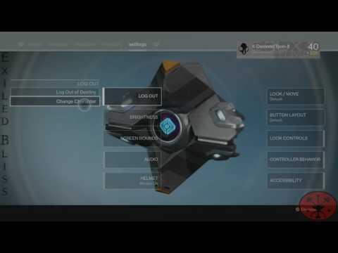 Destiny: Rise of Iron DementedToonz Gaming