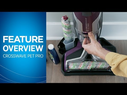 CrossWave® Pet Pro Feature Overview