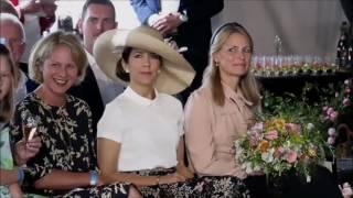 Crown Princess Mary at CPH Garden
