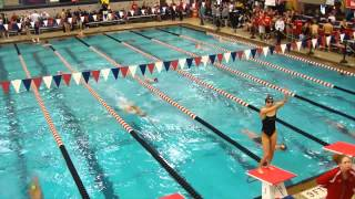 Harlem Shake - NCAC Swimming and Diving Conference