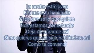 J balvin Primera Cita Video Lirick