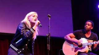 Bebe Rexha - I Can't Stop Drinking About You (Live)- The Magicians Premiere Tour LA
