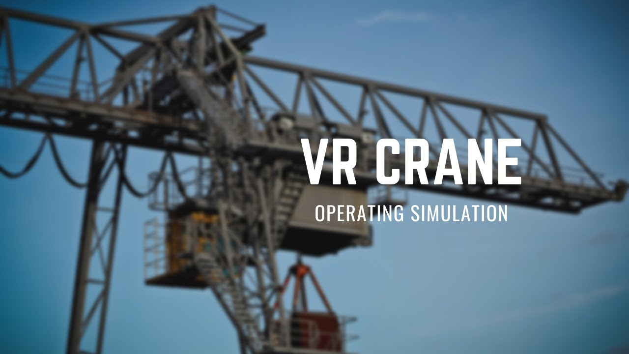 VR Tower Crane | Training Simulator
