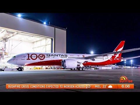 Qantas 787 - London to Sydney - Non Stop Flight