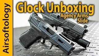Agency Arms Glock Slide Conversion Kit Unboxing | Airsoftology