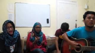 Teman Pengganti - Black Feat Malique (Cover by Pujangga)