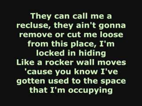 Plan B - The Recluse Lyrics