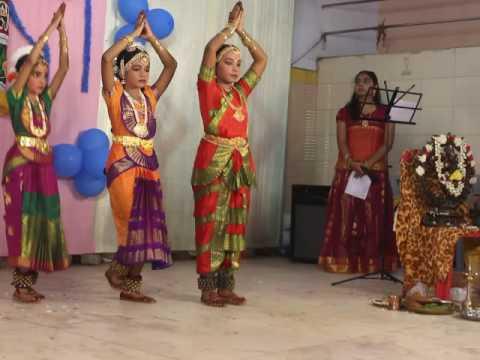 Salangai Pooja Kadavul Valthu -- Oct 2, 2016