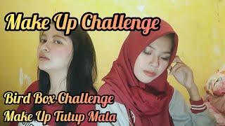 Download MAKEUP CHALLENGE bird box challenge - AVATAR EDHAN