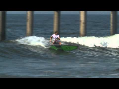 2011 Huntington Beach Pro, Final Day