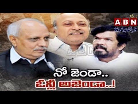 YCP Strategy Behind Posani Krishna Murali, IYR Krishna Rao Targeting Chandrababu? | ABN Telugu