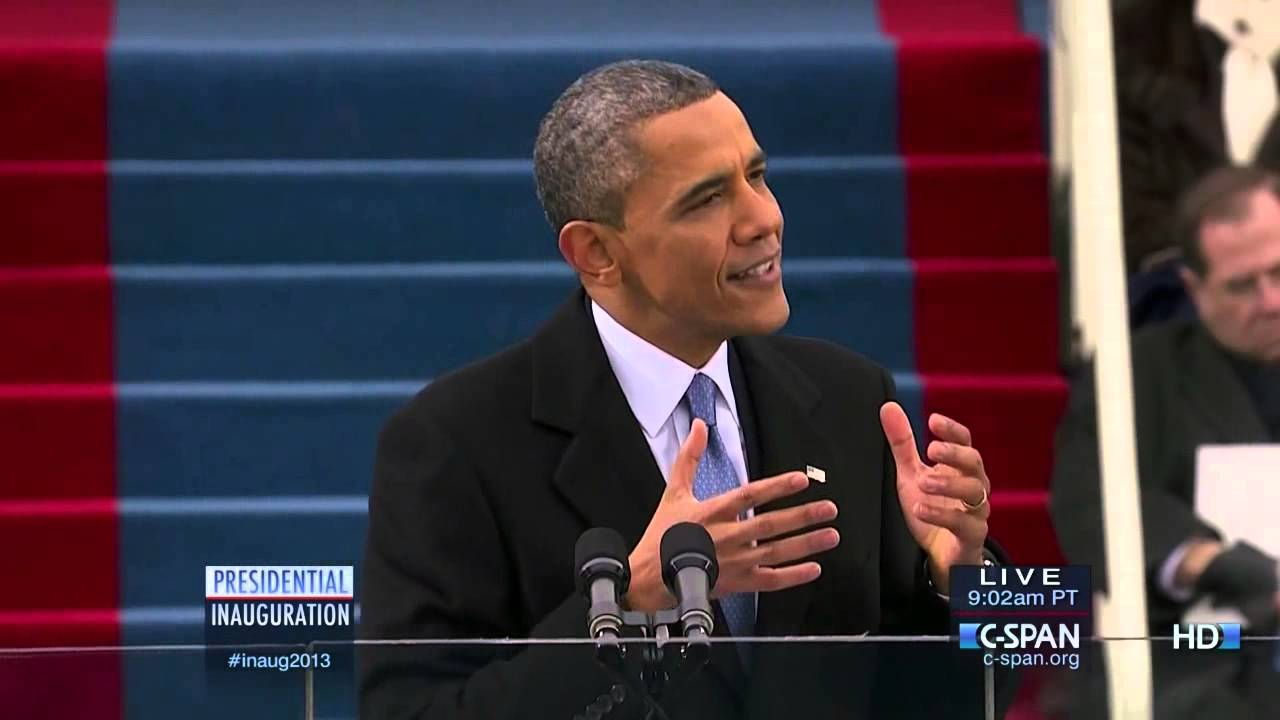 watch barack obama inauguration online dating