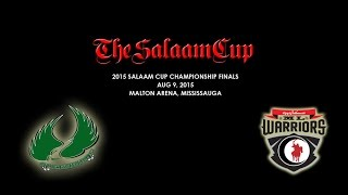 2015 Salaam Cup Championship Finals: Greenbirds vs ML Warrors