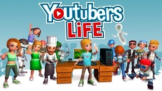 YouTubers Life [Steam] Part 1 | Twitch.TV Livestream
