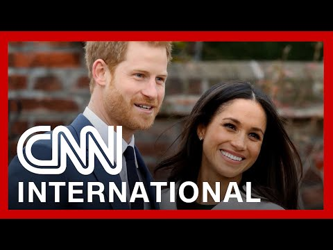 Meghan and Harry name baby girl after Queen Elizabeth and Princess Diana