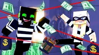 EINE BANK AUSRAUBEN!? - Minecraft [Deutsch/HD]