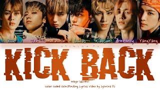 Download WayV (威神V) - 'Kick Back' Lyrics (Color Coded_Chin_Pin_Eng)