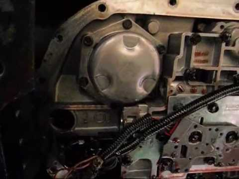Weasel Tranny Servo ReInstall 10 3 13 - YouTube