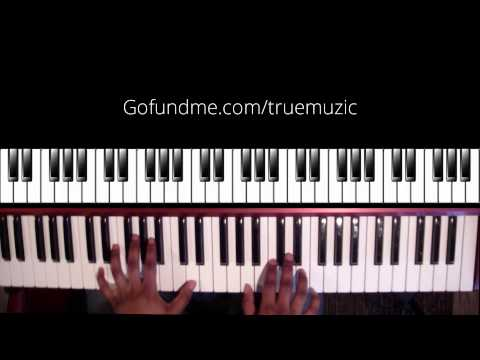 Madonna - Drake - Piano Tutorial