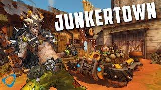 Junkertown Görücüye Çıkıyor   Overwatch #324