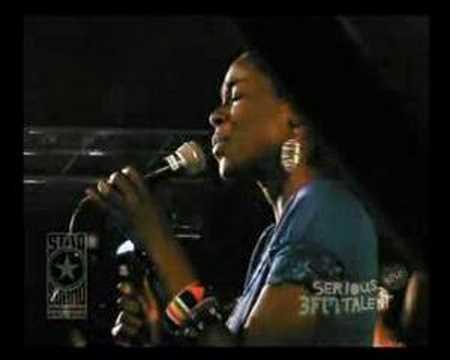 Giovanca - On My Way * live @ Starsound Studio