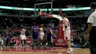 NBA Top 100 Facial Dunks of 2010 Season *HD Highlight Reel*