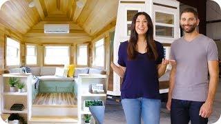 Win A Custom Tiny House From Modern Tiny Living // Omaze