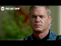 The Last Ship: Chandler Returns Home [CLIP]| TNT