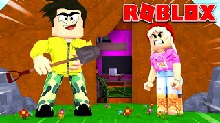 * SECRET * BUILDS UNDERGROUND ACCESS TO MY GIRLFRIEND'S HOUSE IN ROBLOX BLOXBURG