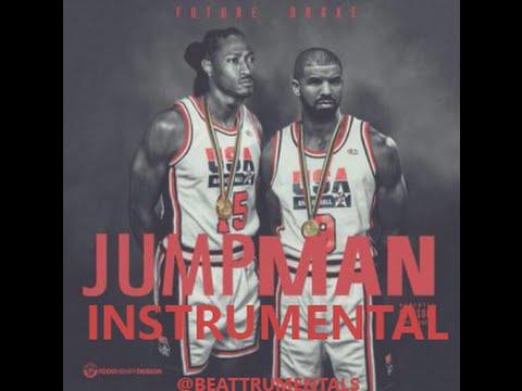 Drake ft Future Jumpman - instrumental - (Prod. By Beattrumentals)