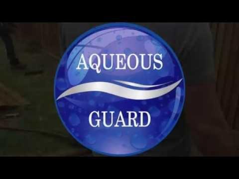 Aqueous Guard MK1 Fabric Coat - Stain and liquid repellent