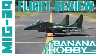 Super MIG-29 BlitzRCWorks | Flight Review | EDF Fighter Jet