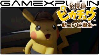 Detective Pikachu - Intro & Opening Cutscene