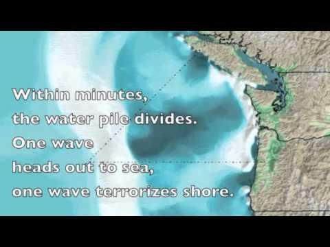 Futur tsunami en Californie, Future tsunami in California