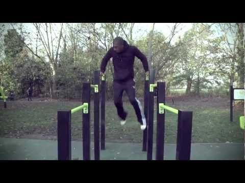 UK Bar-barians London Exercise Parks Part 2