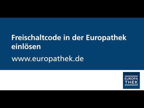 Freischaltcode Europathek einlösen